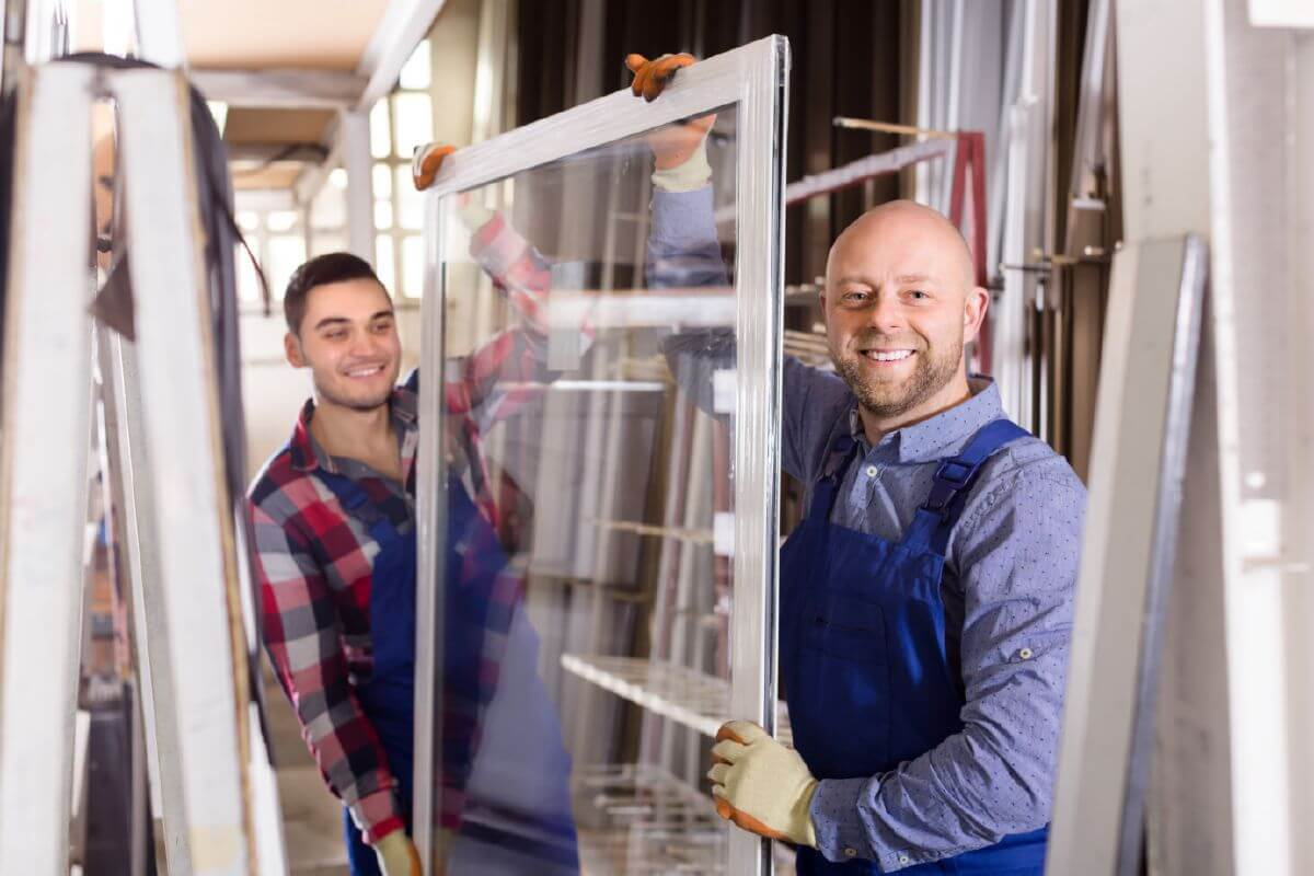 Aluminium Window Repairs Derby